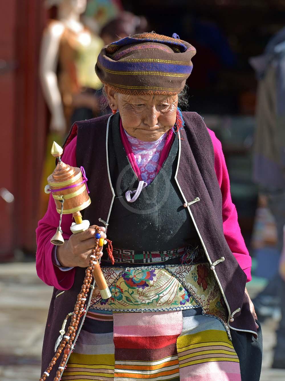 <i>Lhasa, Tibet (China)<i>