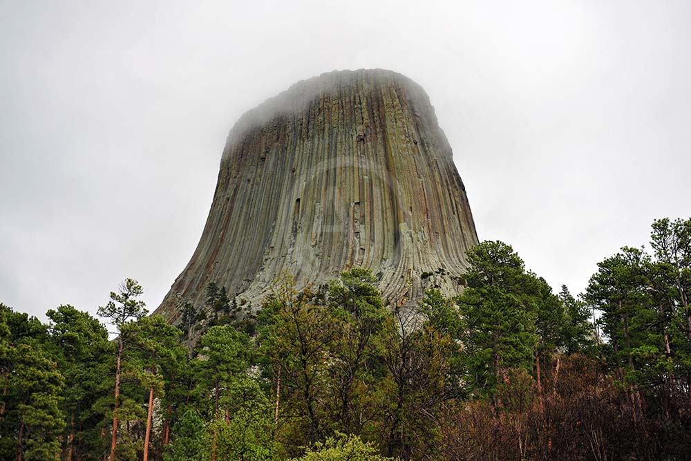 <i>Devils Tower, Wyoming (USA)</i>