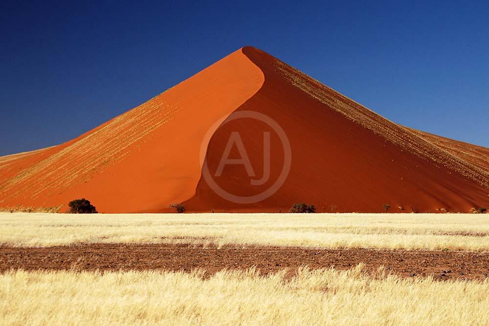 <i>Dune 45, Sossusvlei (Namibia)<i>