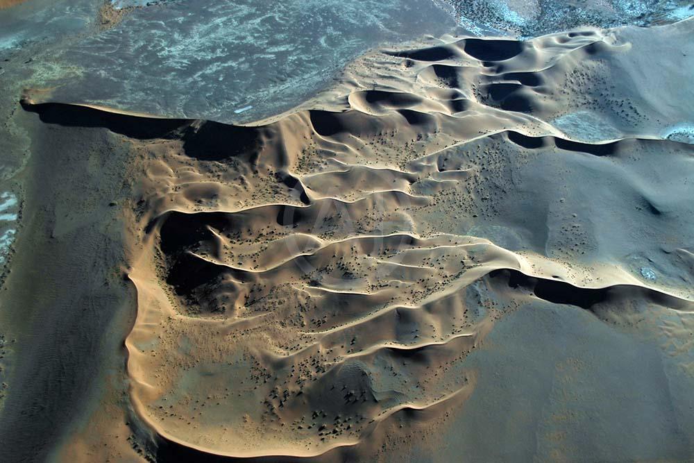 <i>Namib Desert (Namibia)<i>
