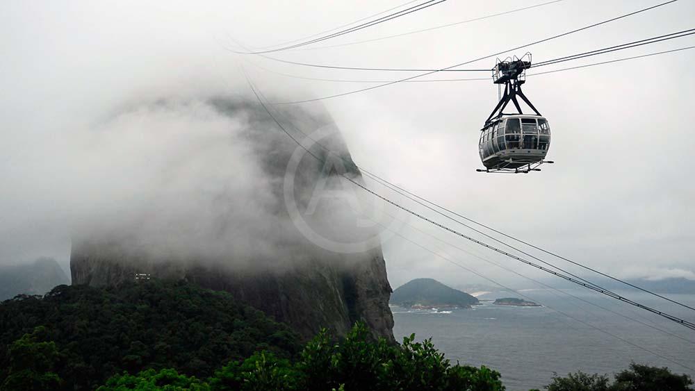 <i>Pão de Açúcar, Rio de Janeiro (Brazil)<i>