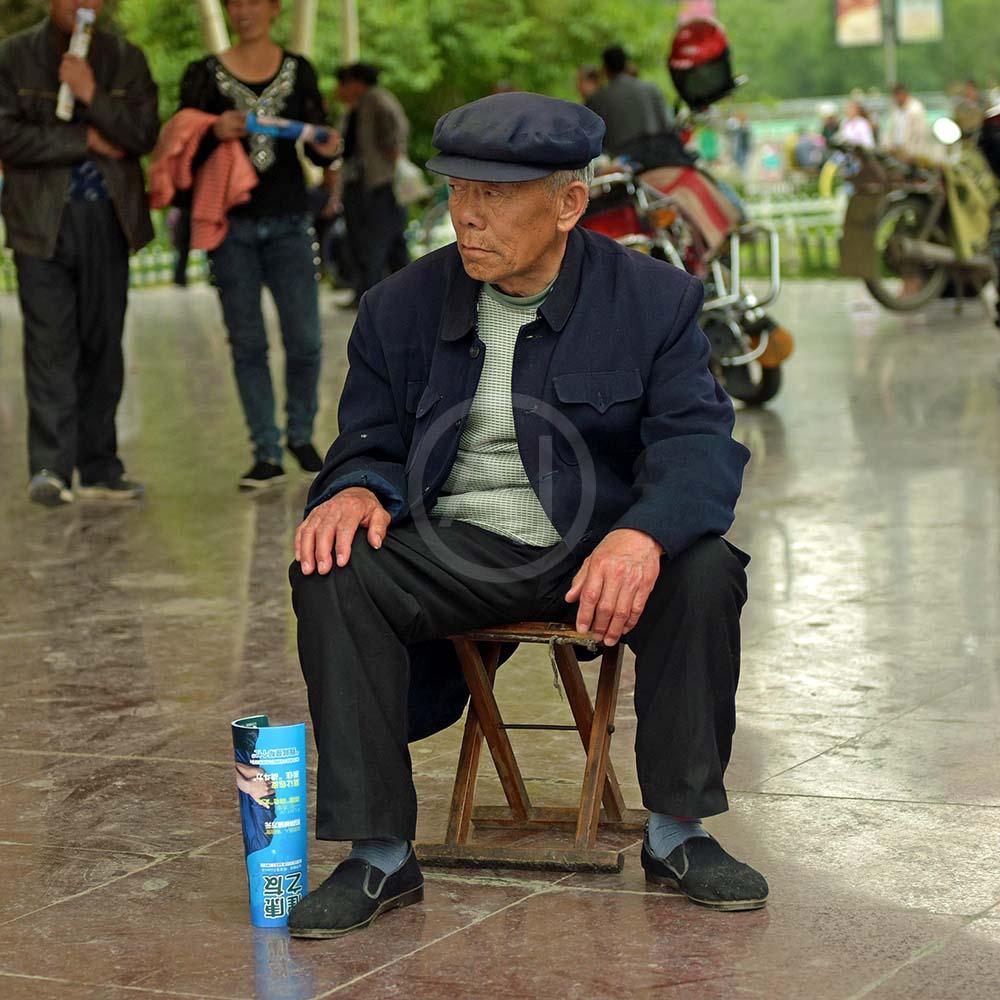 <i>Xining, Qinghai (China)<i>
