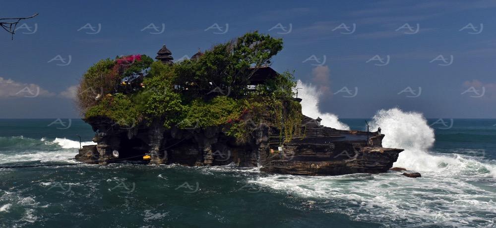 <i>Pura Tanah Lot, Bali (Indonesia)<i>
