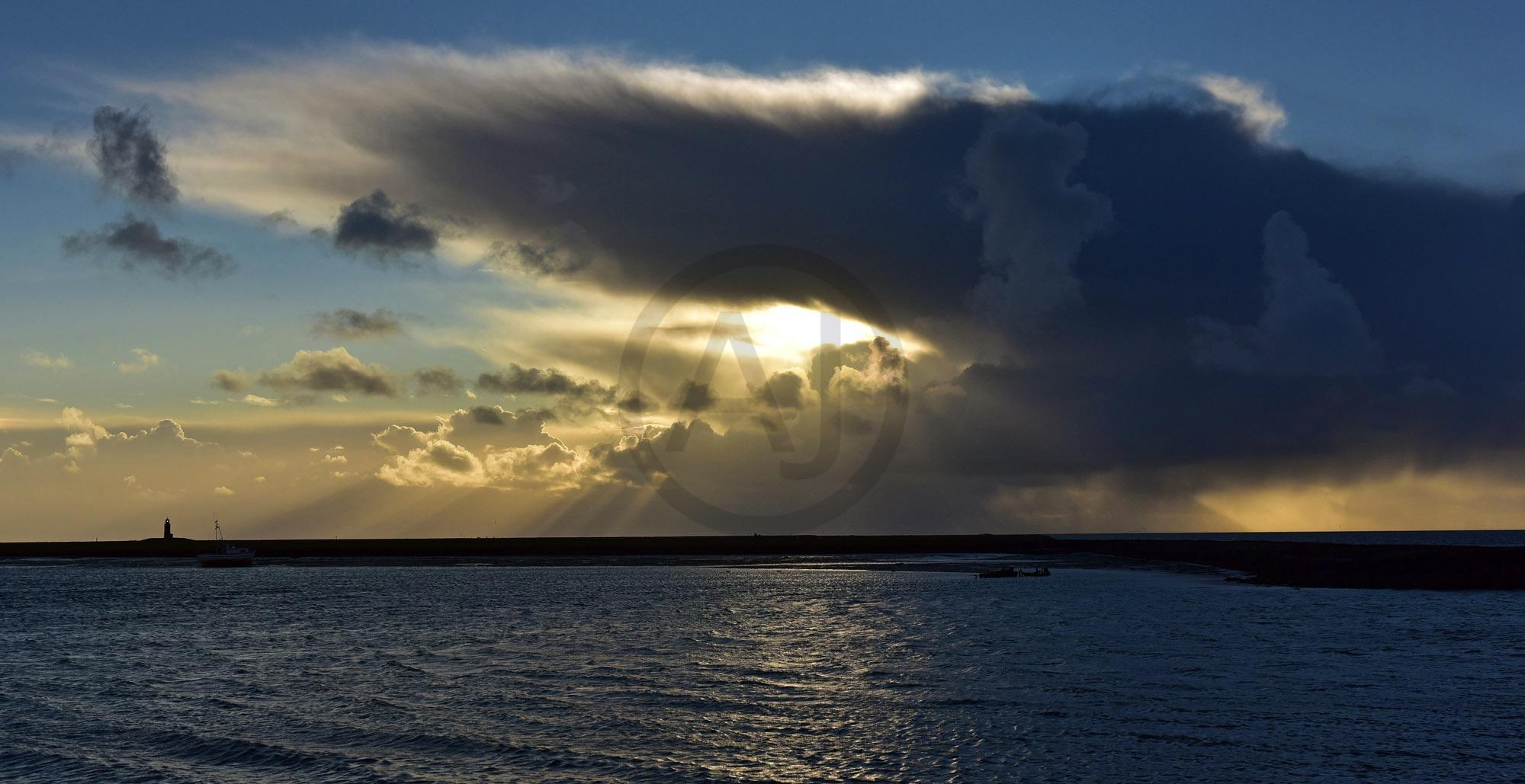 <i>Wadden Sea, Hallig Langeness (Germany)<i>